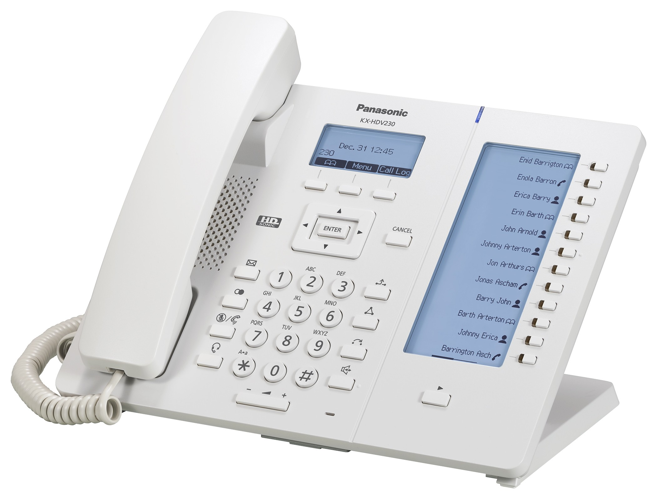 Panasonic KX-HDV230 (White)